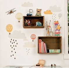 great wall decals
