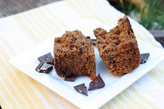 Pumpkin Chocolate Chunk Bars----this also works as muffins----I've been asked for the recipe every time I've taken them somewhere this fall :) I use the Ghiradelli 60% dark chocolate chips