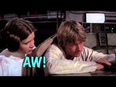 School House Rock mashed up with Star Wars.  Very Full of Win, about Interjections.