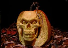 Fresh Pics: Scary Halloween Pumpkin Carvings by Ray Villafane