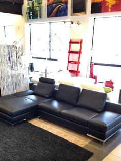 Sofa Sectional On Pinterest Leather Sectional Sofas Leather Sofas An