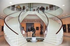 Museo de Ponce...Staircase