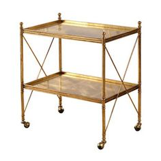 Chloe Serving Cart