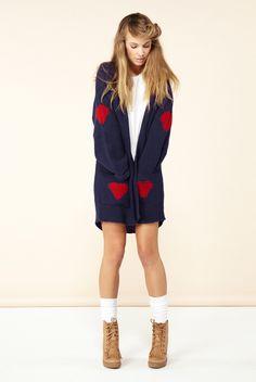 Cardigan #Knits #Cardigan #Fashion