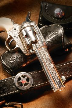 Colt Single Action Army Revolver -