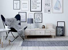 Scandinavian Interior. Bloomingville.