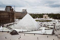 Louvre #PlacesIdLoveToGo