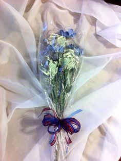 Graduation Money Rose Bouquet