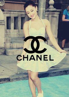 Ariana Grande 2013 | ariana grande, beautiful, chanel, girl - inspiring picture on Favim ...
