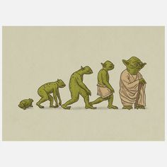 Yodalution Canvas, $75, now featured on Fab.