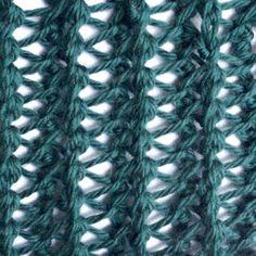 laci openwork, openwork stitch, stitches
