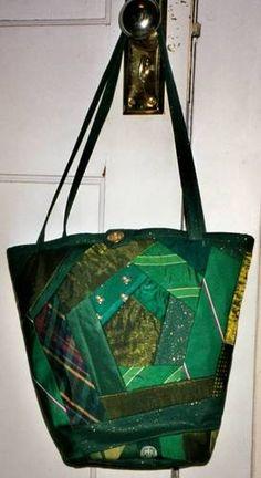 Artisan's Fair Necktie Purses - PURSES, BAGS, WALLETS
