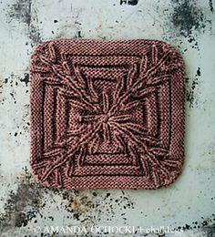 Ravelry: chalklegs' Wooden Dishcloth