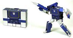 Transformers Soundwave MP3 Player