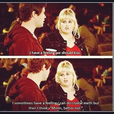 Pitch Perfect. Rebel Wilson.