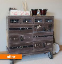 Awesome before and after!