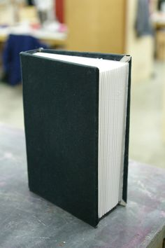 How to bind your own book