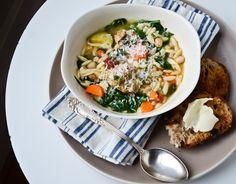 italian wedding soup | Scaling Back