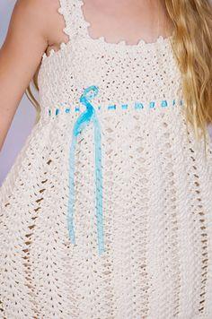 Free Crochet Toddler Sundress Pattern | Wishes - Sundress and Sunhat Crochet Pattern crochet sunhat free pattern, toddler sundress, crochet patterns, free crochet sundress pattern