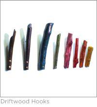 kiel mead. drift wood hooks