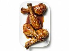 Apple Cider Sesame Chicken Drumsticks recipe.