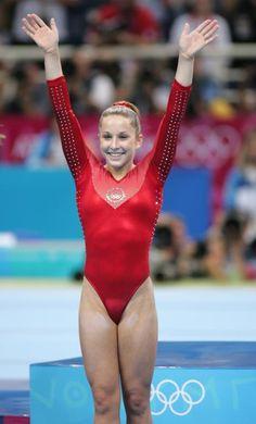 Carly Patterson, Olympic gymnast, gymnastics m.46.9 #KyFun