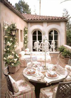 Container Rose gardening