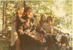 motorcycles, idea, fashion, hippie, vintage, weddings, boho, hair, photographi style