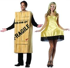 Couples Halloween costume? I think so!