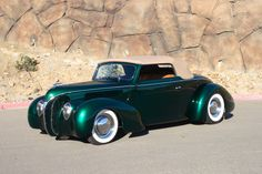 John Mumford's   39 Ford Convertible #ford #convertible #vintage #classic #cars #auto #beyerford #morristown #newjersey