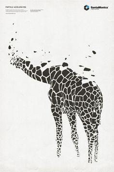 #art #Giraffe