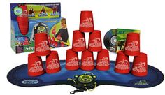 Speed Stacks - cup stacking competition in the library?