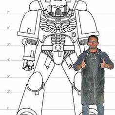 Who Build The Best Replica Gothic Armour