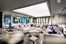 Mattise Beach Club by Oldfield Knott Architects | Inspirationist