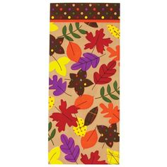 Autumn Leaves Party Bags