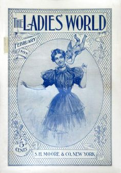 Bought one today! Ladies' World 1898-02