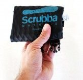 The Scrubba is a Lightweight, Virtually-Waterless Washing Machine in a Sack