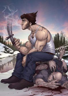 X- Men Origins: Wolverine