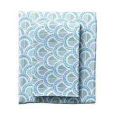 Celadon Scale Sheet Set   Serena & Lily