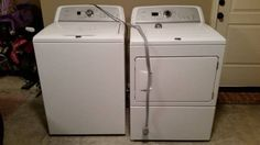 Maytag Top Loader Washer & Dryer - $400 (Southaven)