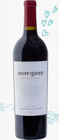 Cabernet Sauvignon | Monogamy Wine