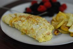 Cottage Cheese Omelet_S