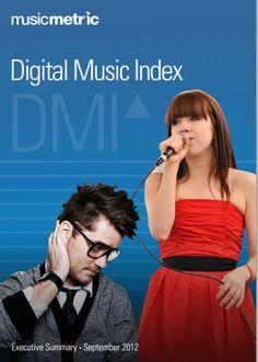 PDF study, the Musicmetric Digital Music Index.