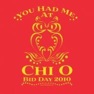 Chi Omega *Bid Day*