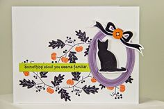 Something About You Card by Erin Lincoln for Papertrey Ink (August 2014)