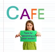 CAFE Reading Strategies Smartboard lesson with all the CAFE Stratgies