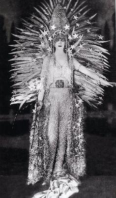 Luisa Casati, 1922