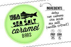 sea salt caramel energy bars #seawheeze #lululemon