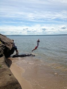 A Grand Adventure on Michigan's U.P. — Bike Overnights
