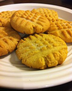 PB cookies from cake mix